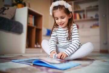 Как да отгледаме четящо дете