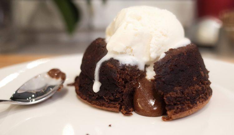 Лава кейк (шоколадово суфле)