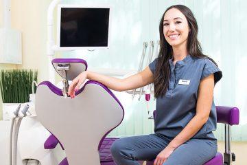 Д-р Елица Венева, специалист по детска дентална медицина