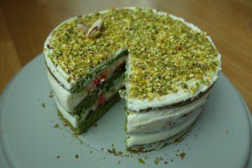 спаначена торта