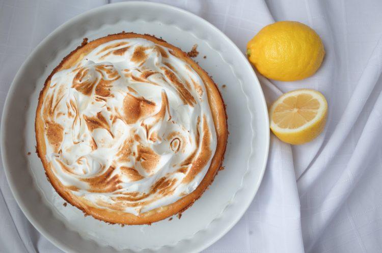 лимонов десерт
